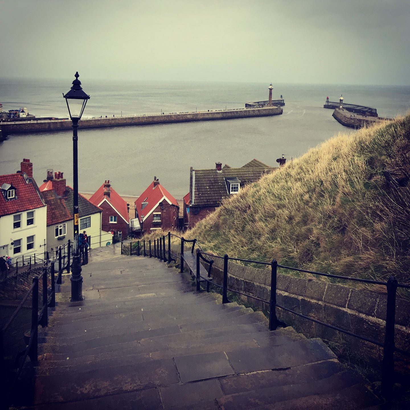 Half term fun at Goathland 'Heartbeat country' & Whitby, North Yorkshire
