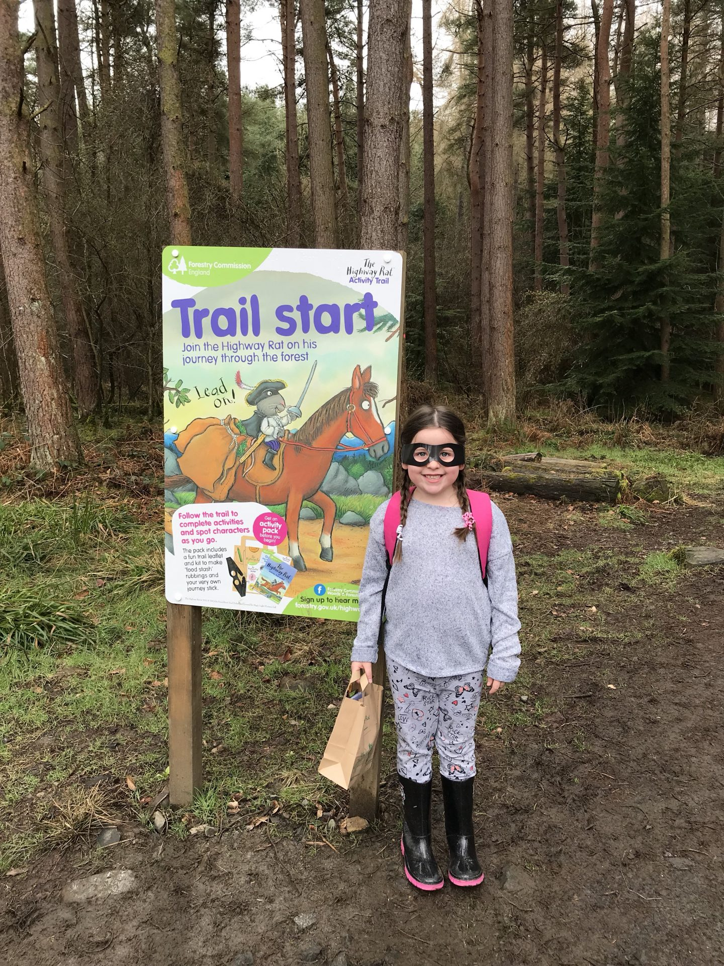 Hamsterley Forest – The Highway Rat Trail