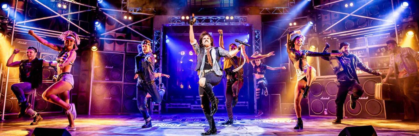 Rock Of Ages – The Musical – Darlington Hippodrome – Review