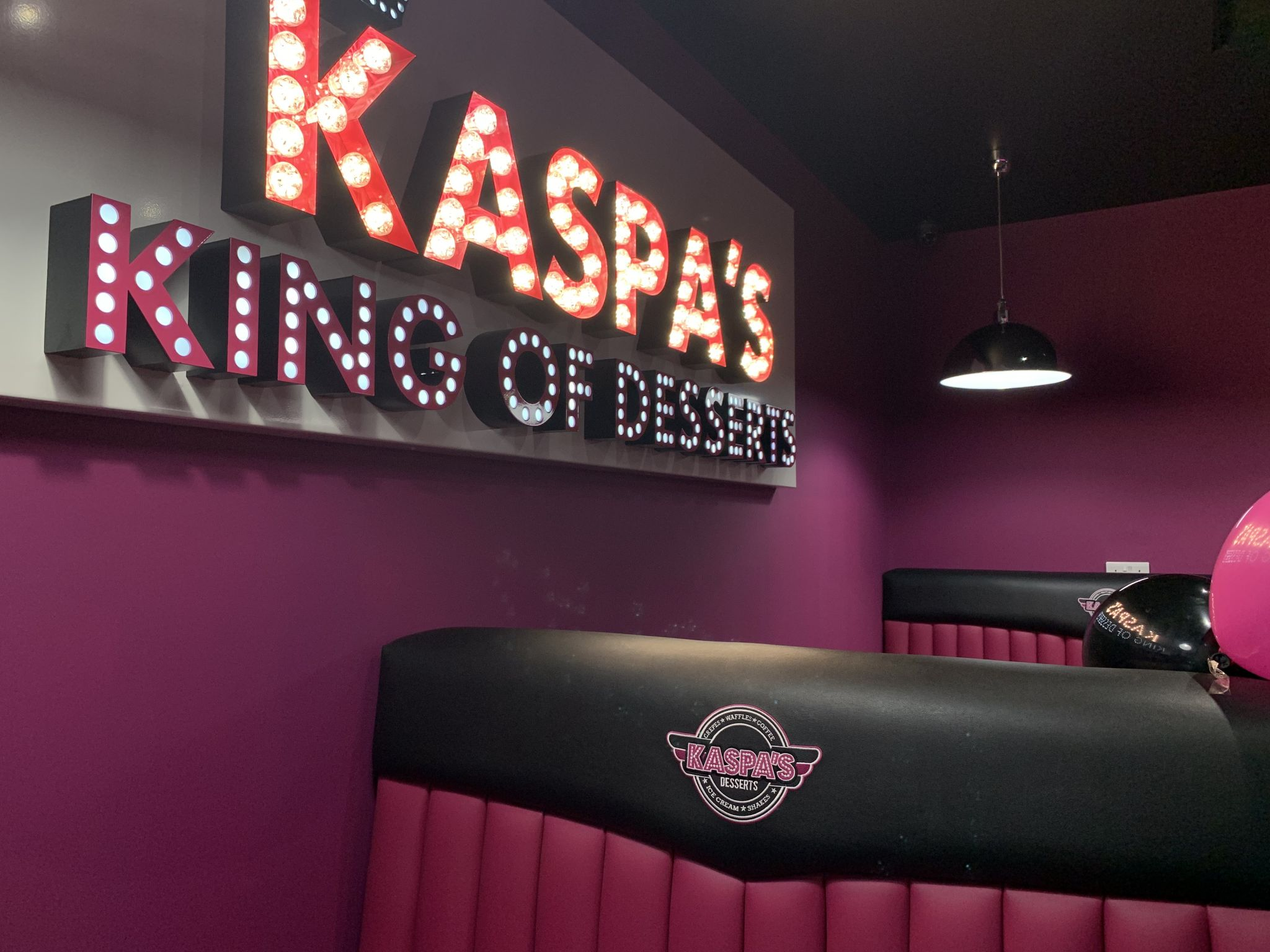 Kaspa S Darlington The King Of Desserts The Freckled