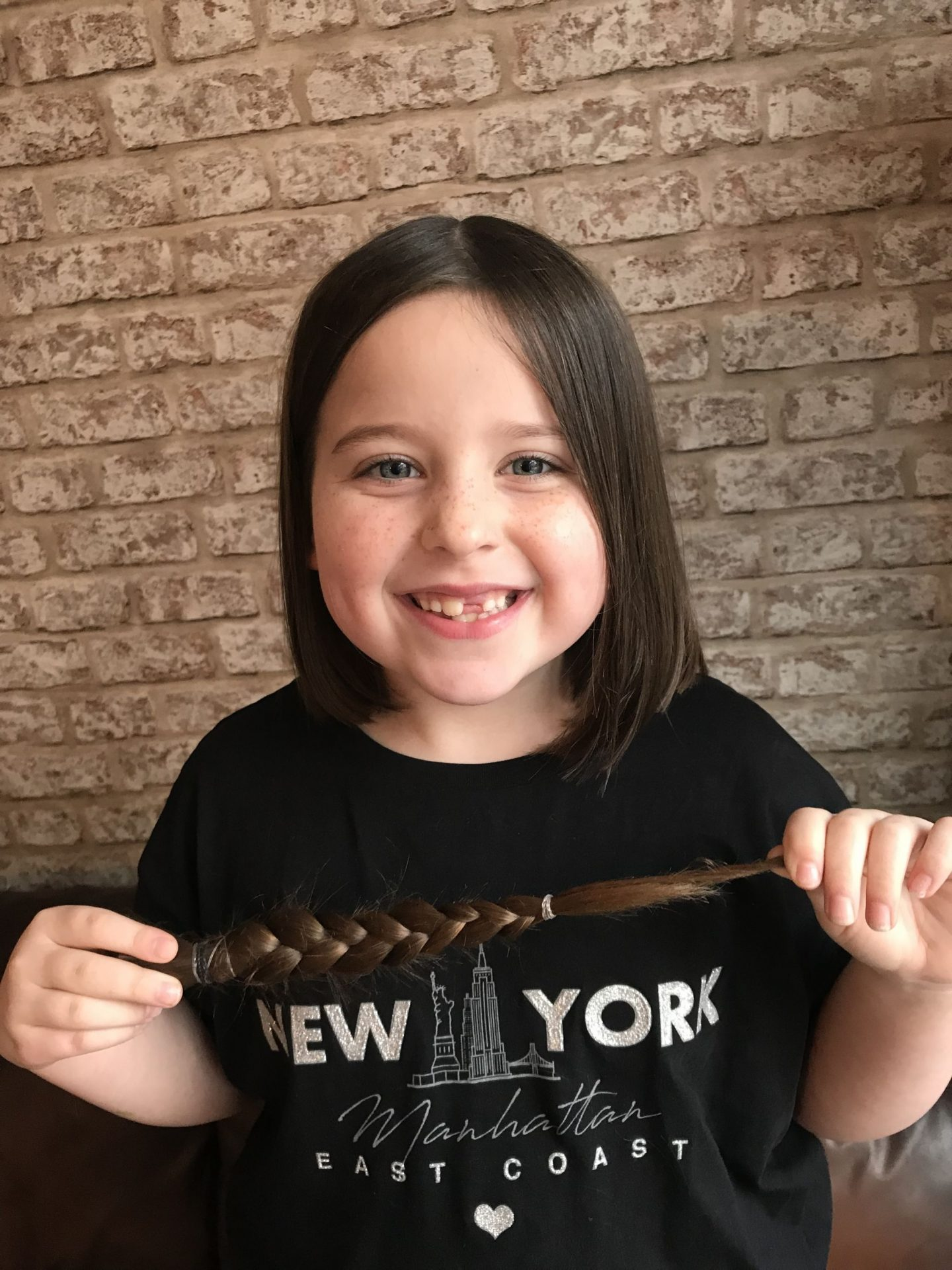 Willows Hair Cut for Charity – The Little Princess Trust
