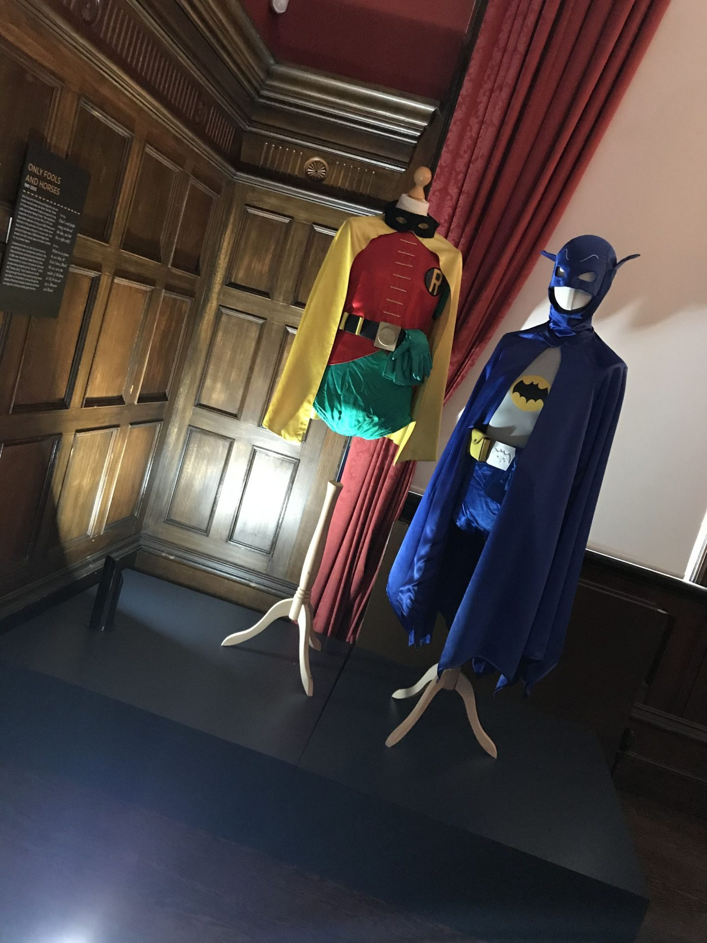 Behind The Seams Exhibition at Preston Park Museum