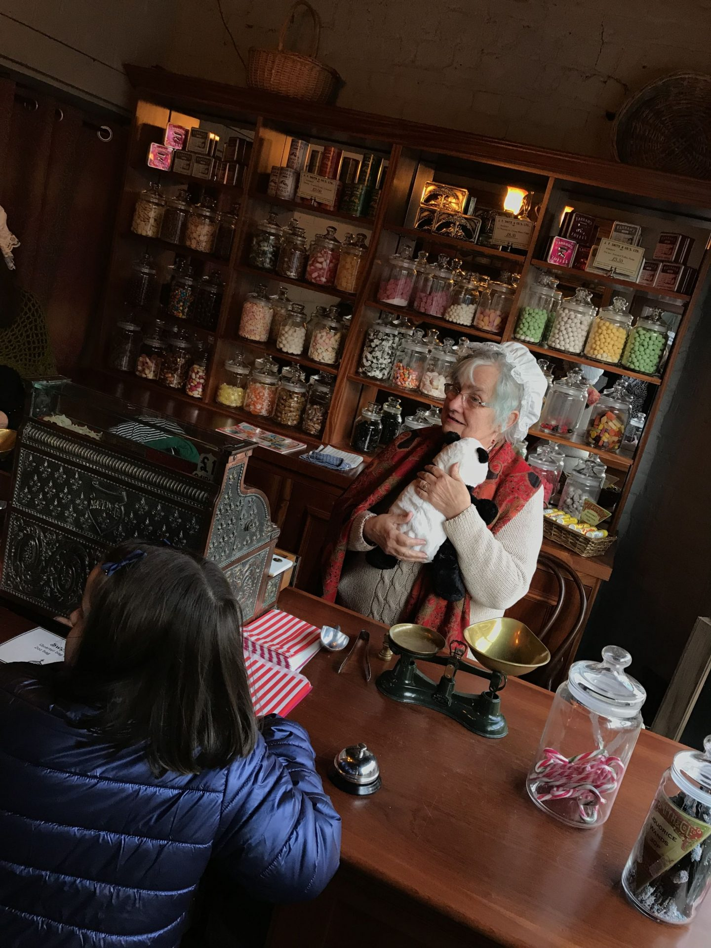 The Victorian Sweet Shop at Preston Park Museum