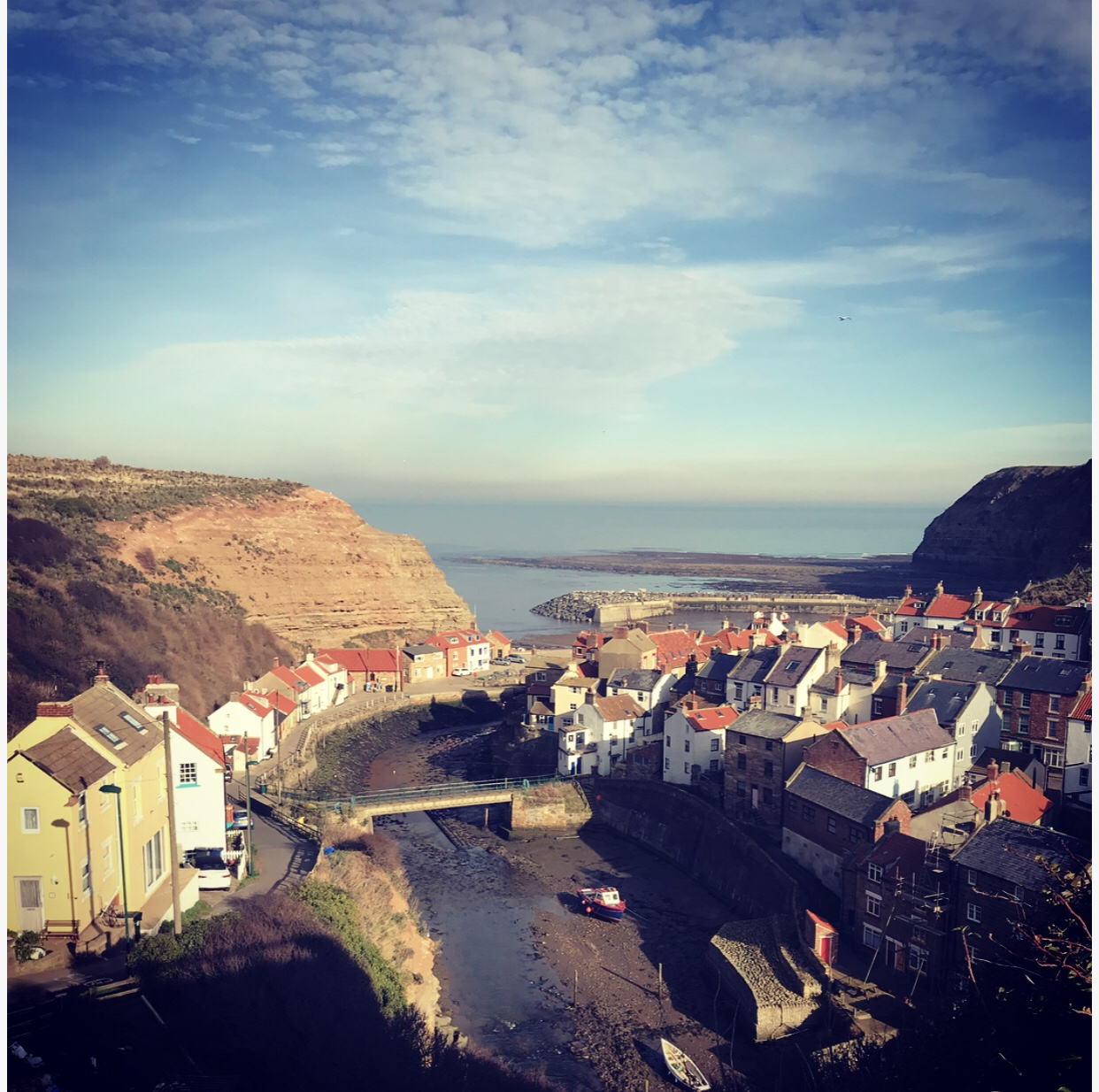 Visiting North Yorkshire's Saltburn, Staithes and North Shire