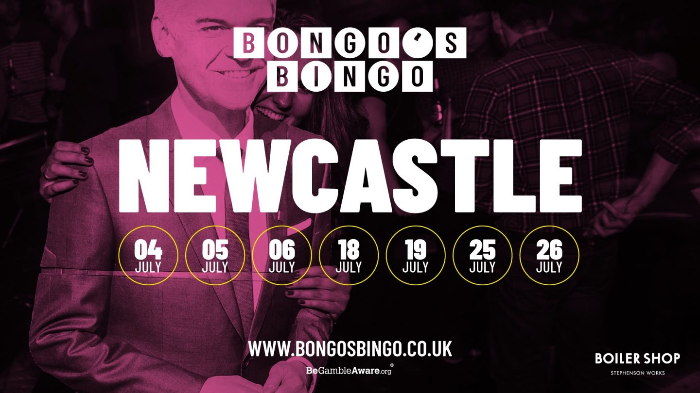 Summer Sizzlers at Bongos Bingo this July