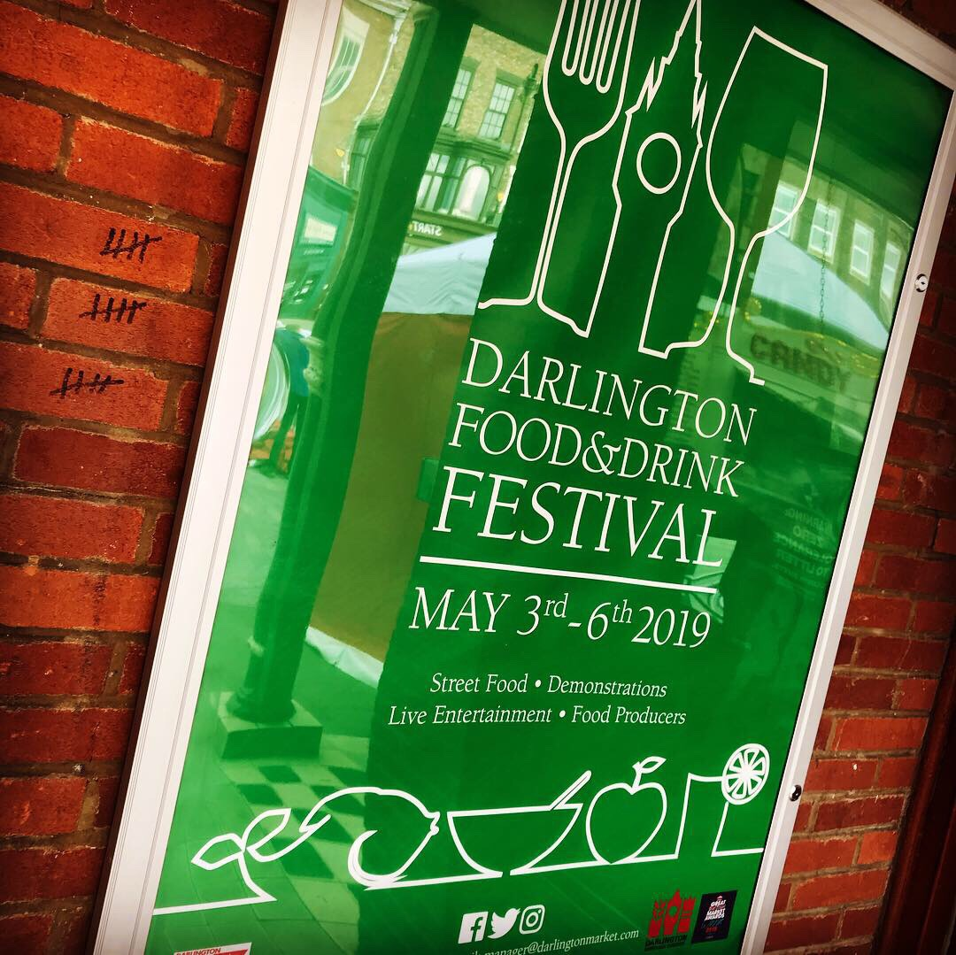 Darlington's Food & Drink Festival 2019