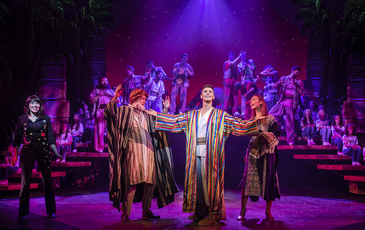Joseph and the Amazing Technicolor Dreamcoat, Darlington Hippodrome Review (Ad)