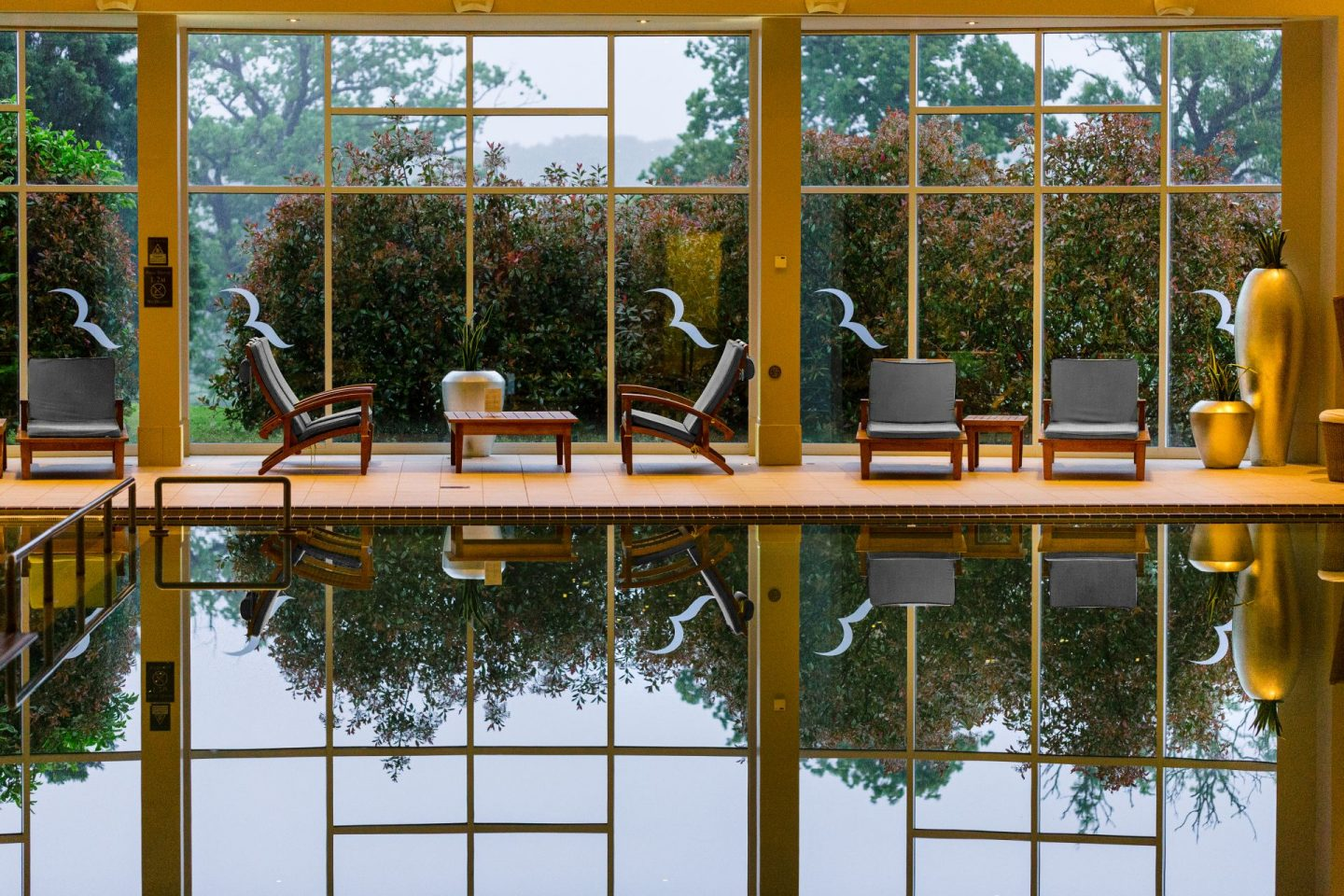 YOUR CHANCE TO WIN A SPA BREAK AS ROCKLIFFE HALL IS SHORTLISTED FOR 'BEST SPA FOR WELLNESS' AWARD