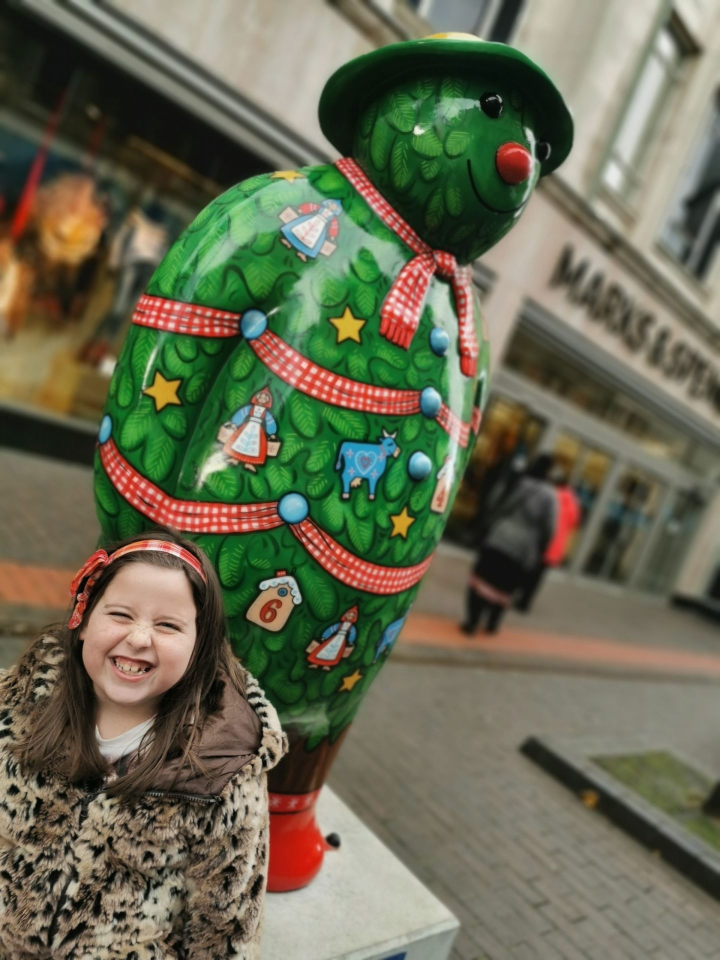 Walking with The Snowman – Free Festive Fun Trail in Middlesbrough