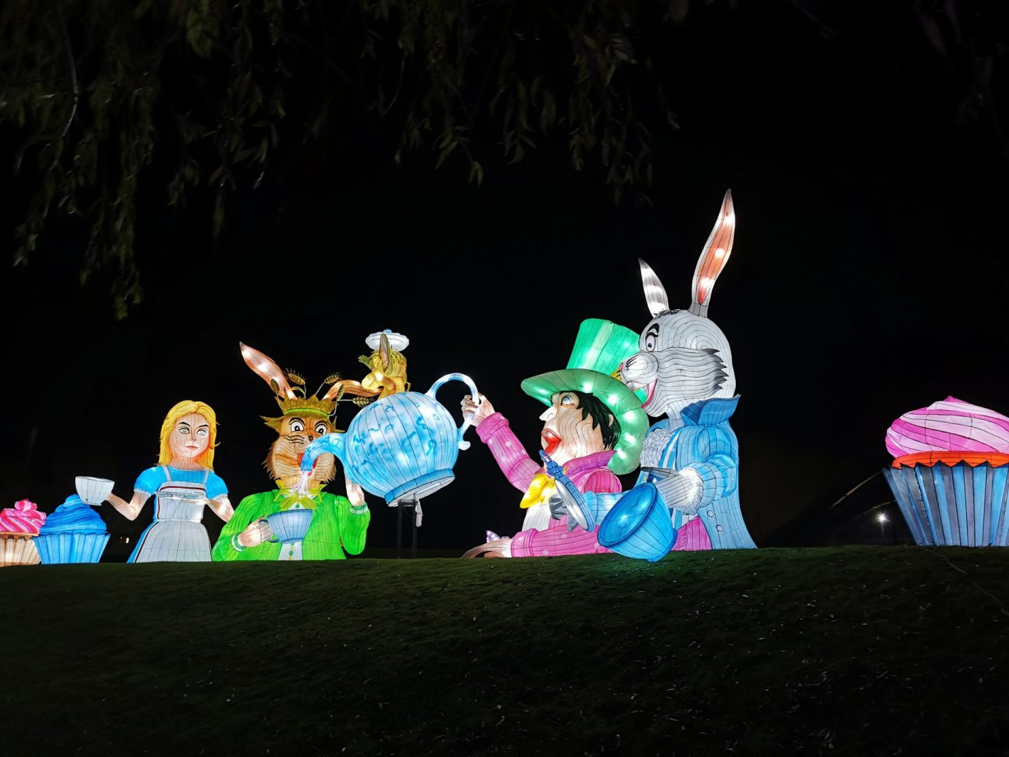 Alice in Winterland at Lightwater Valley Preview – #AD