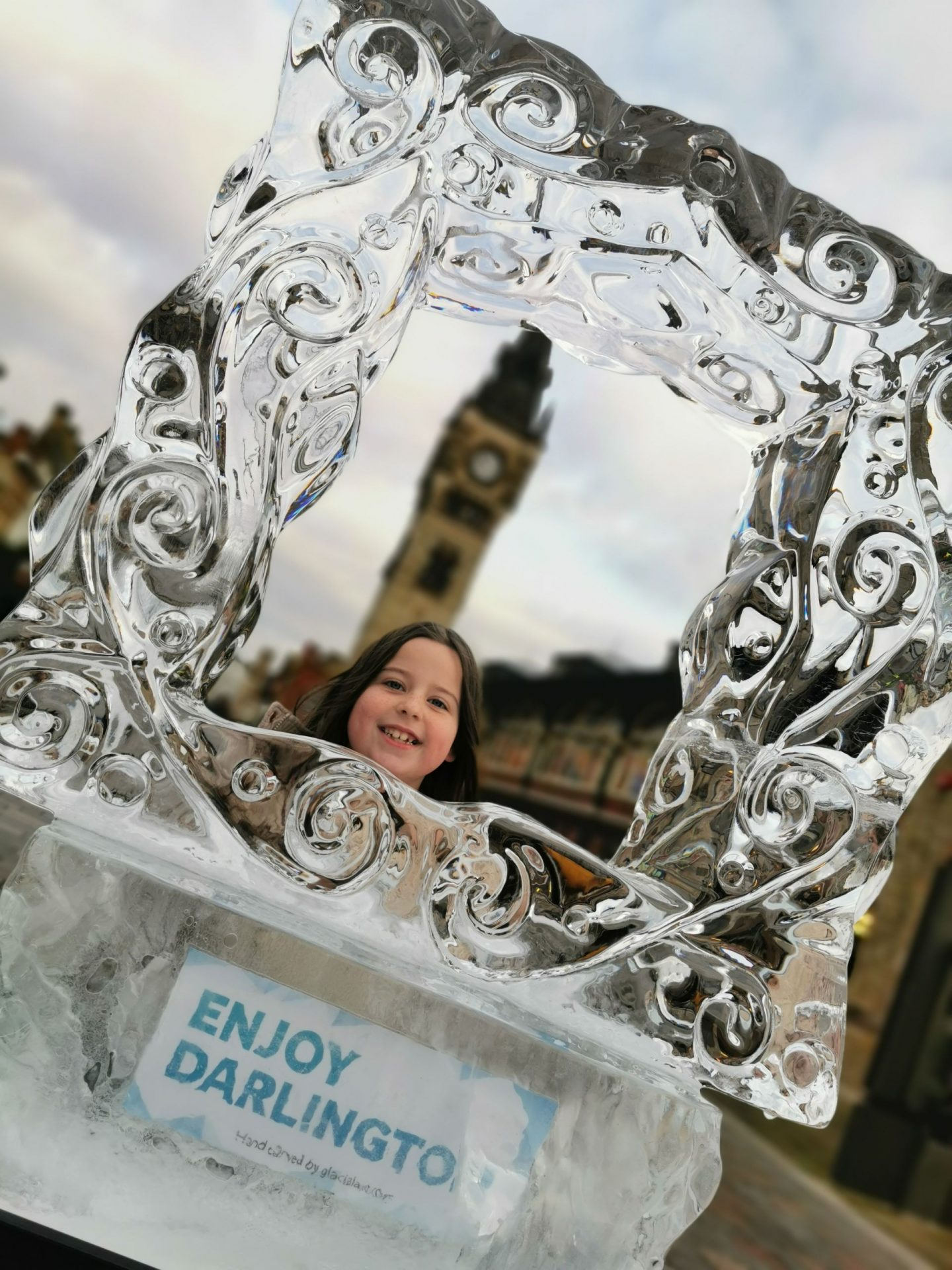 Darlington's Ice Trail 2019